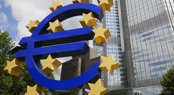 Euro Soars on Eurozone Recovery