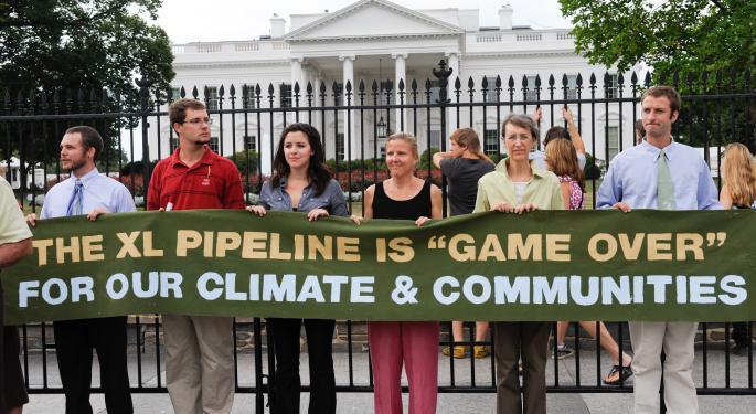 Activist Steyer: Reject Keystone XL Pipeline