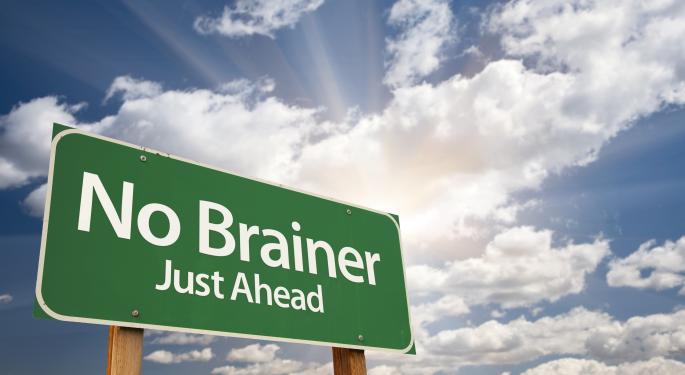 The Anti-No Brainer Trade?