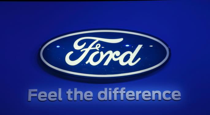 Ford Earnings Beat Estimates on Weak Revenue, Shares Whipsaw