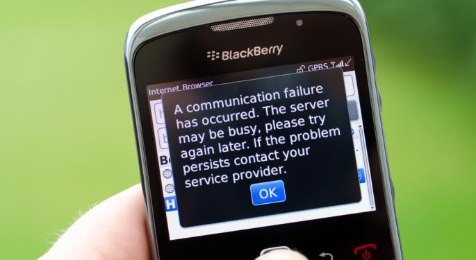 Research in Motion is Now BlackBerry; Do Investors Care?