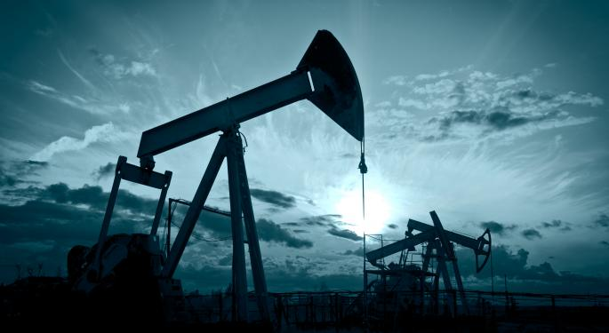 Brent Finds Support From Libya
