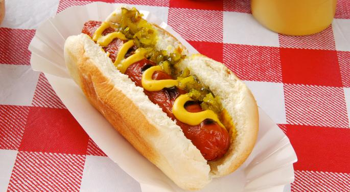 Celebrate National Hot Dog Day With Sonic's CEO J. Cliff Hudson and $1 Hot Dogs SONC