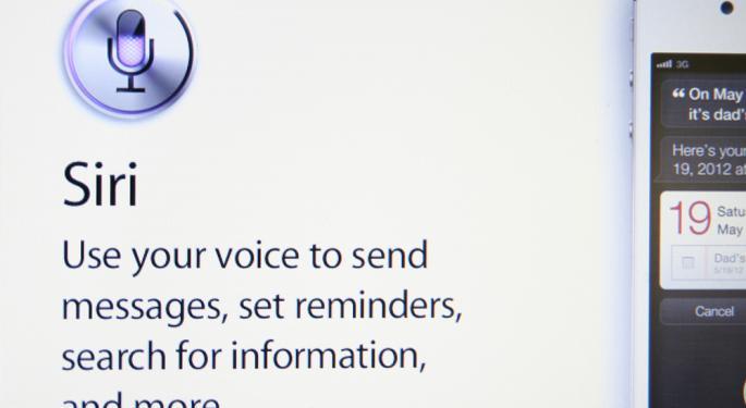Apple's Siri May Inspire the Next PC Evolution
