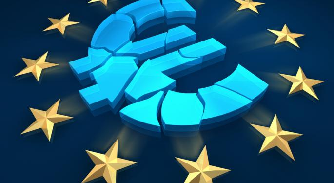 Eurozone Inflation Stuck In The 'Danger Zone'