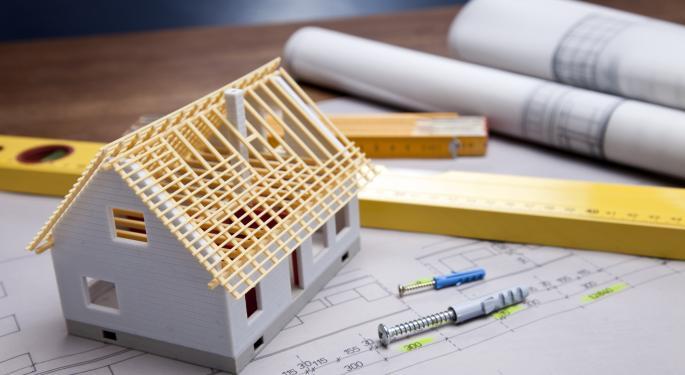 Short Interest Swings Home Builder Stocks NVR, SPF, TPH