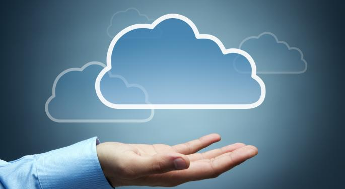 Guess Which Stocks Are Leading the Cloud Computing ETF