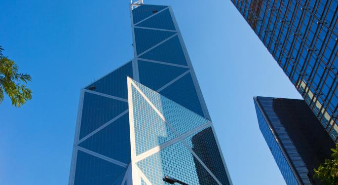 Wealth Management Regulations Weigh on China Bank ETF