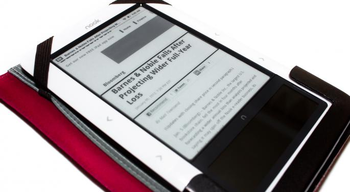 Did Barnes & Noble's Nook Just Become a Kindle Clone?