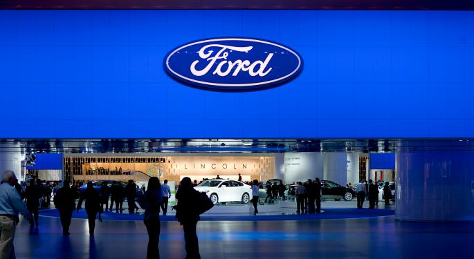 Ford Reports Record 3Q Profit, Fueled in Part by Strong Results in North America