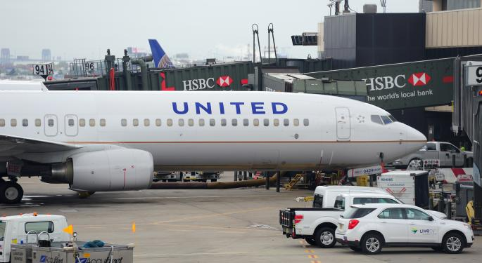 Short Sellers Return to United Continental ALGT, RJET, UAL