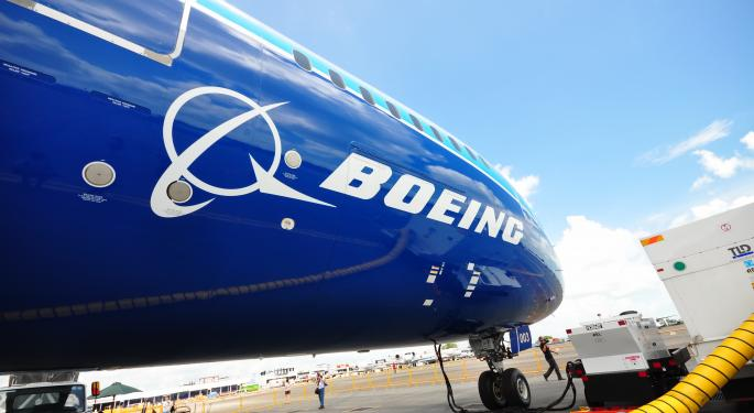 Report: Boeing Considers Purchase of Mercury Systems
