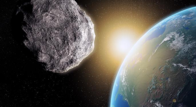 These Companies are Nervous about the Asteroid Heading for Earth Friday