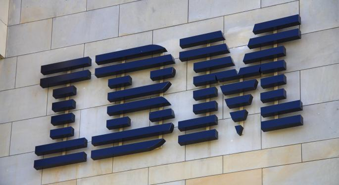 Options Outlook For The Week Of May 5: IBM A Good Bet?