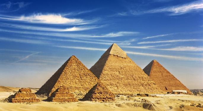 Regional Woes Could Finally Impact Egypt ETF