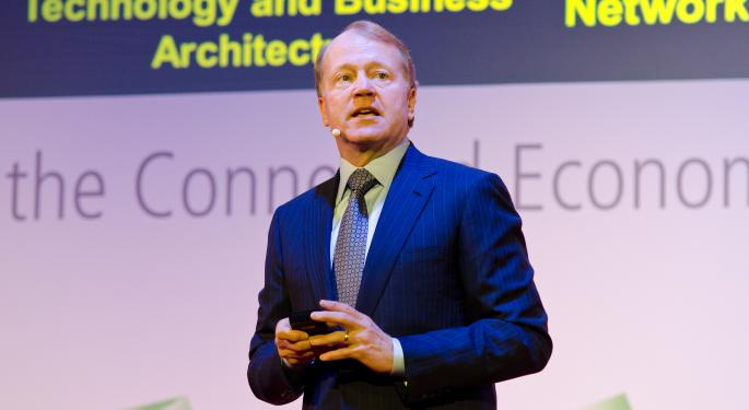 Cisco's John Chambers Is Aiming For Number One