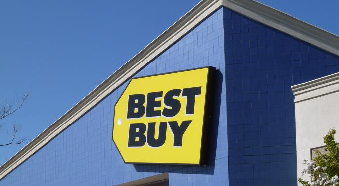 Best Buy Shares Plunge On Disappointing Holiday Sales Data