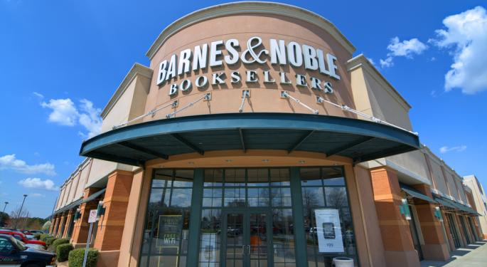 What Can Barnes & Noble Do With its Empty Stores?