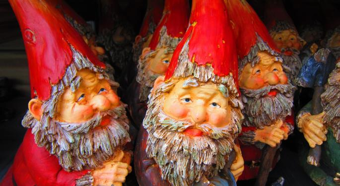 Mr. Apple's Wild Ride Fueled by Gnomes, Twitter Chatter