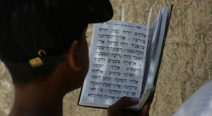 Patience Yields Much Better 'Sell Rosh Hashanah, Buy Yom Kippur' Results