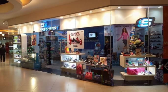 Wall Street Optimistic On Skechers After Record Q2