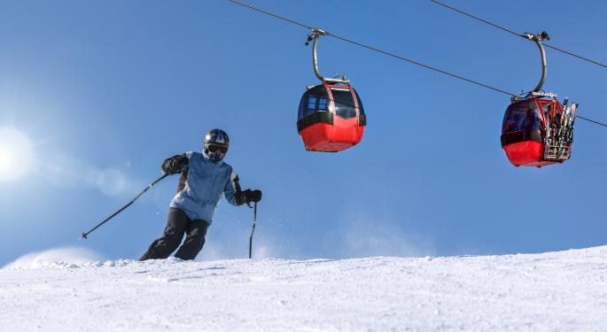 Analyst Says Vail Resorts Can Sustain Epic Pass Growth, Coexist With Ikon