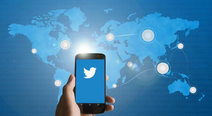 Twitter Spikes 8+ Percent On Fake Takeover Report; Bob Peck Weighs In