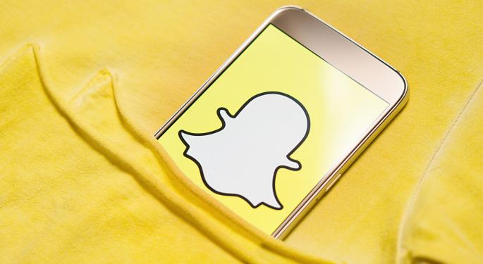 Citron Takes Contrarian View, Champions Snapchat Stock