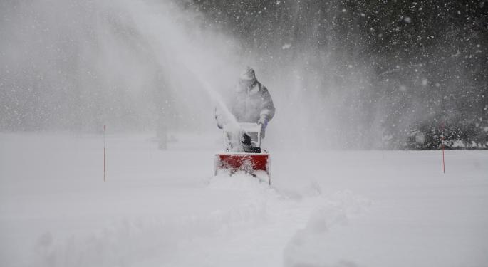 High-Impact Snowstorms Possible Thanksgiving Week