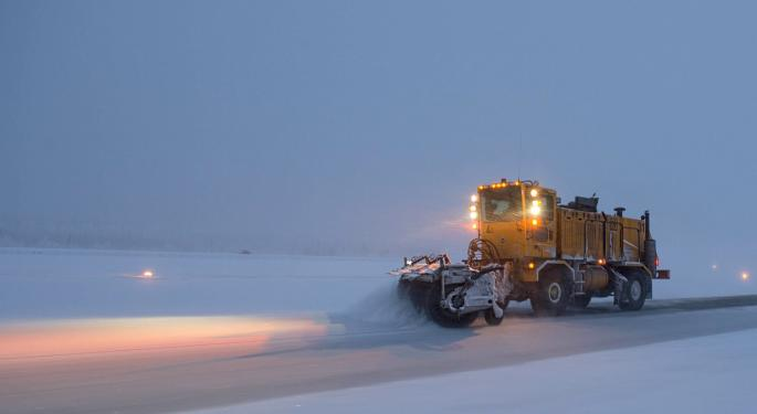 Blizzard Sending Truckers Off Course In Midwest
