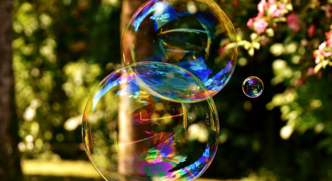 Is Another VIX-Driven Air Bubble Bursting?