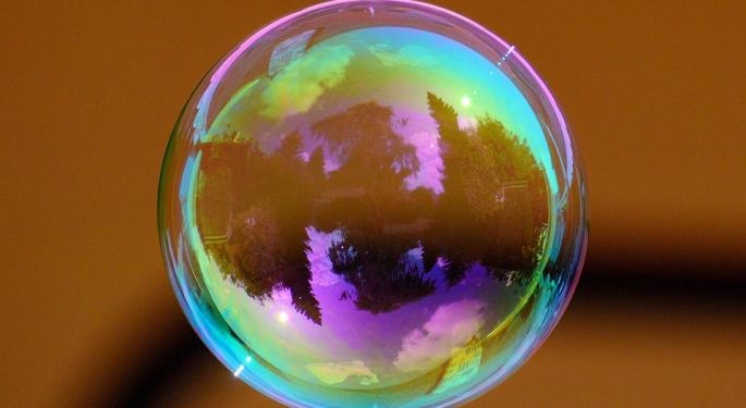Are We In A Corporate Credit Bubble?