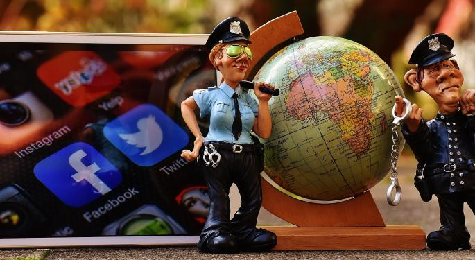 What Is A Social Media Company's Responsibility To Fight Criminality On Its Platform?