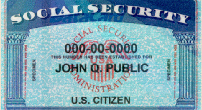 Lost Your Social Security Card? Here's What To Do