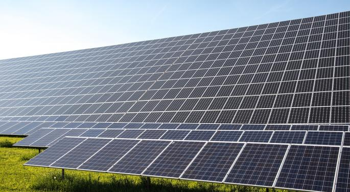 First Solar Traders Buy The Rumor, Sell The News