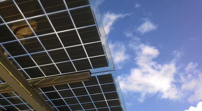 Credit Suisse On Solar Net Metering Plan: 'Finally'
