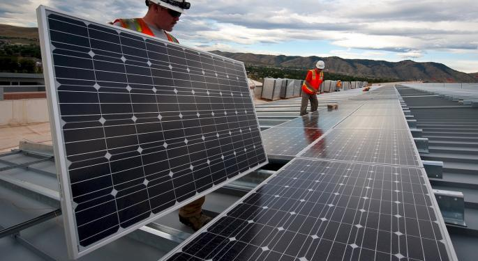 JPMorgan Downgrades Canadian Solar On Valuation Concerns