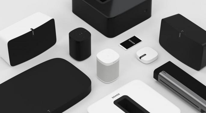 Analysts Like The Sound Of The Beat At Sonos