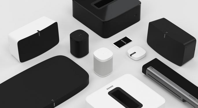 Sonos EPS Short Of Estimates In First Post-IPO Report