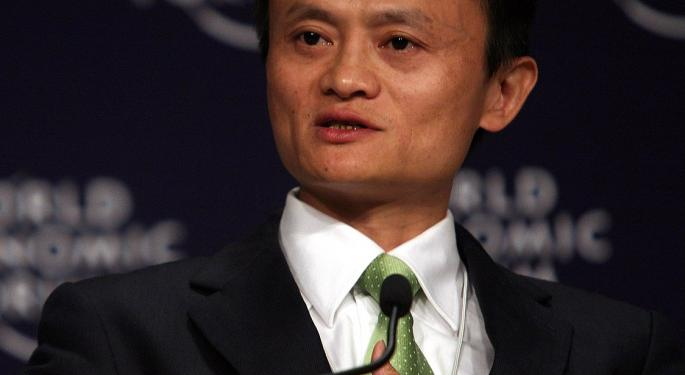Alibaba Founder Jack Ma Tops China's Richest List, Again