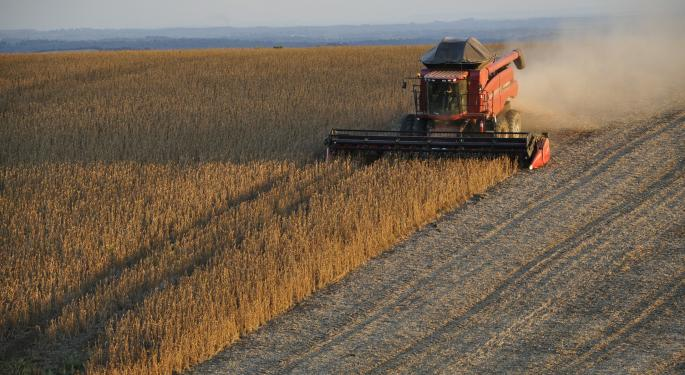 The Stocks That Could Wilt Under Pressure From China's Soybean Strike