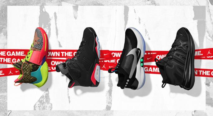 Nike's 'Tanjun' Was The Bestselling Shoe Of 2018; Mid-Market Footwear Dominates Top 10