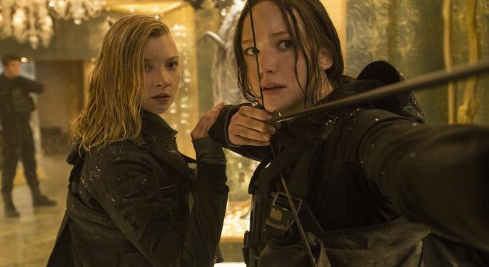 Lionsgate 'Operating In The Sweet Spot' Of Media, Says A Bullish Loop Capital Markets