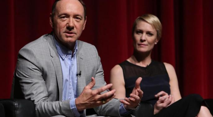 Why Netflix And Google Are No House Of Cards