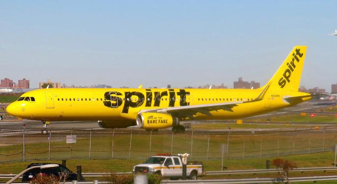 Spirit Airlines Lifts Q4 Guidance: The Sell-Side Reacts