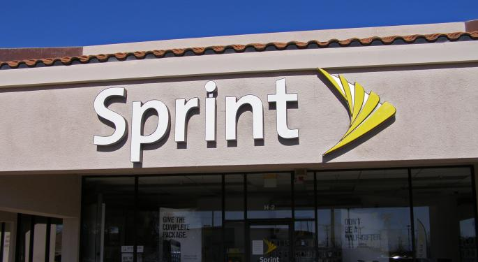 Sprint Stock Is Soaring; Possible Merger In The Works?
