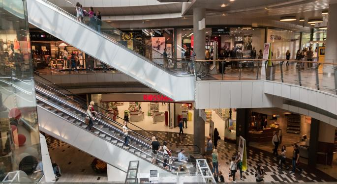 Mall Stocks Vs. Mall REITs: What's The Safer Bet?