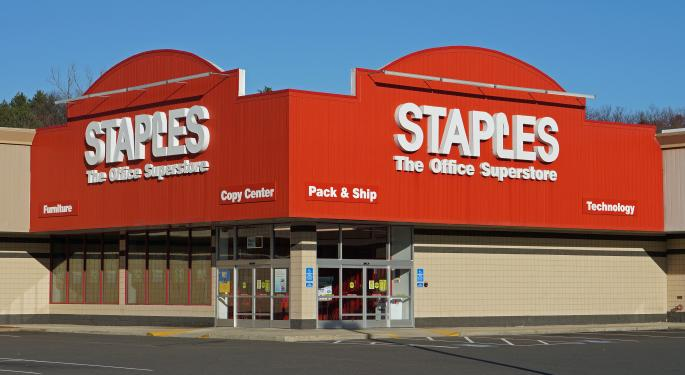 Can JD.Com And Staples Overcome Low Earnings Expectations?