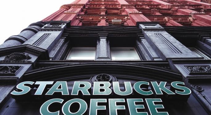 'Satisfying Growth': Oppenheimer Raises Starbucks Price Target Ahead Of Q3 Print