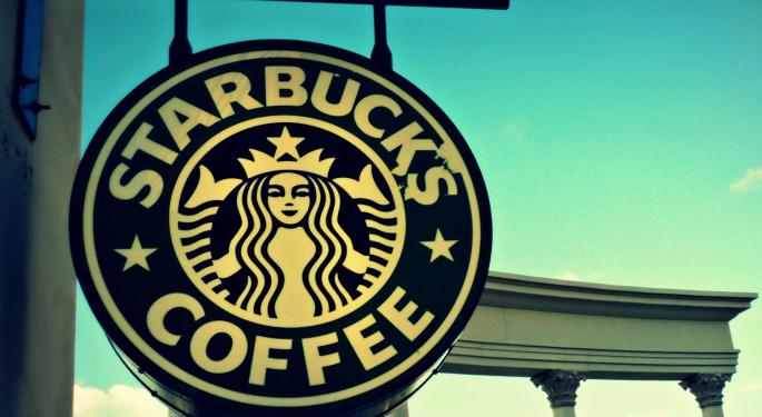 Starbucks Ramps Up Coffee Delivery